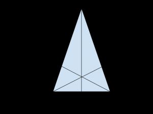 triangoloisosceleconaltezze