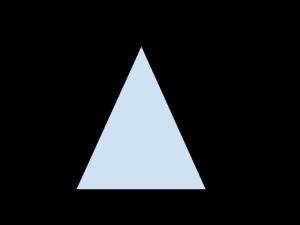 triangolo isoscele