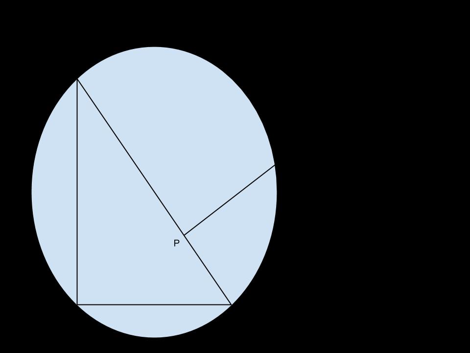 triangolo rettangolo circonferenza semicorda