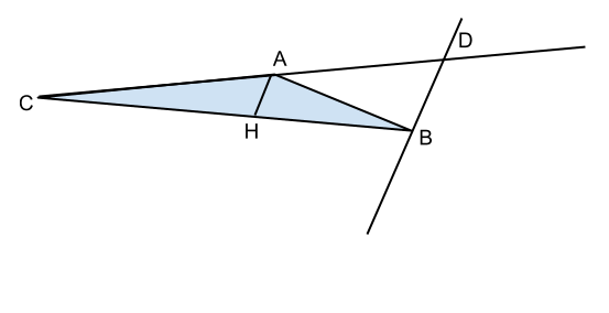 triangolo parallela bisettrice